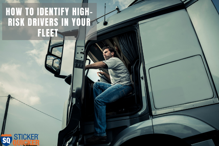 high risk fleet drivers