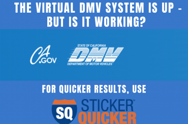 is virtual dmv working