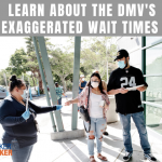 DMV Exaggerated Wait Times